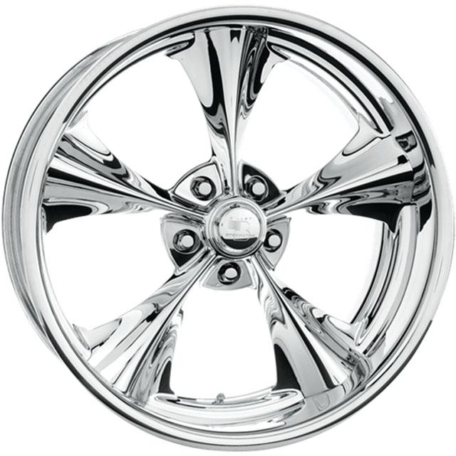 Billet Specialties PC92780Custom Stiletto Wheel 17x8