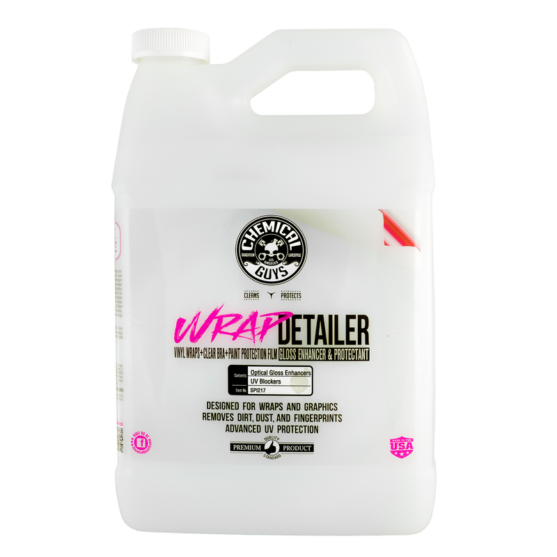 Wrap Car Detailer Unique Quick Car Detailer & Protectant For Vinyl Wraps - Chemical Guys