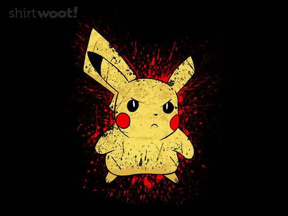 Wild Pika T Shirt