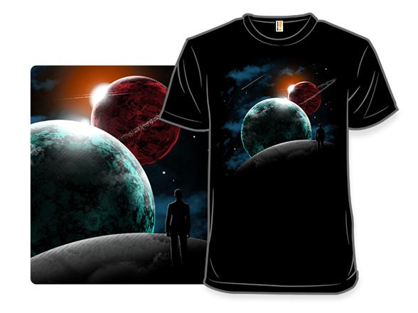 The Watcher T Shirt