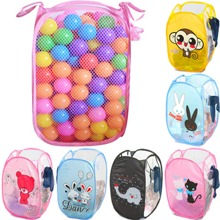 1pc Cartoon Graphic Random Storage Basket