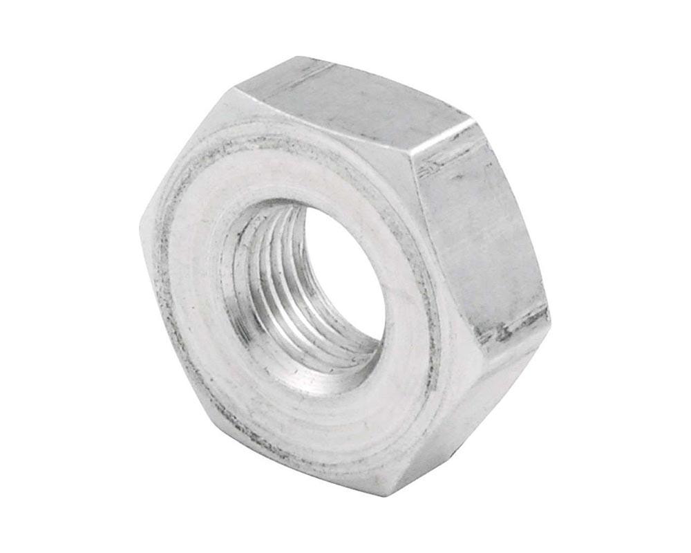 Allstar Performance ALL18278-10 1/2-20 RH Aluminum Jam Nuts 10pk ALL18278-10