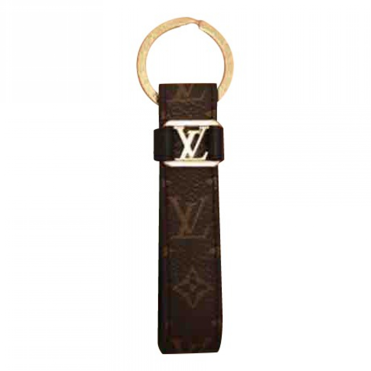 Louis Vuitton Monogram Leather Bag charms for Women \N