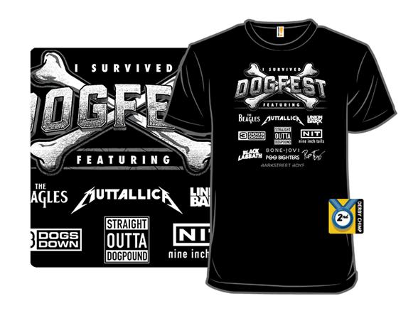 Dogfest T Shirt