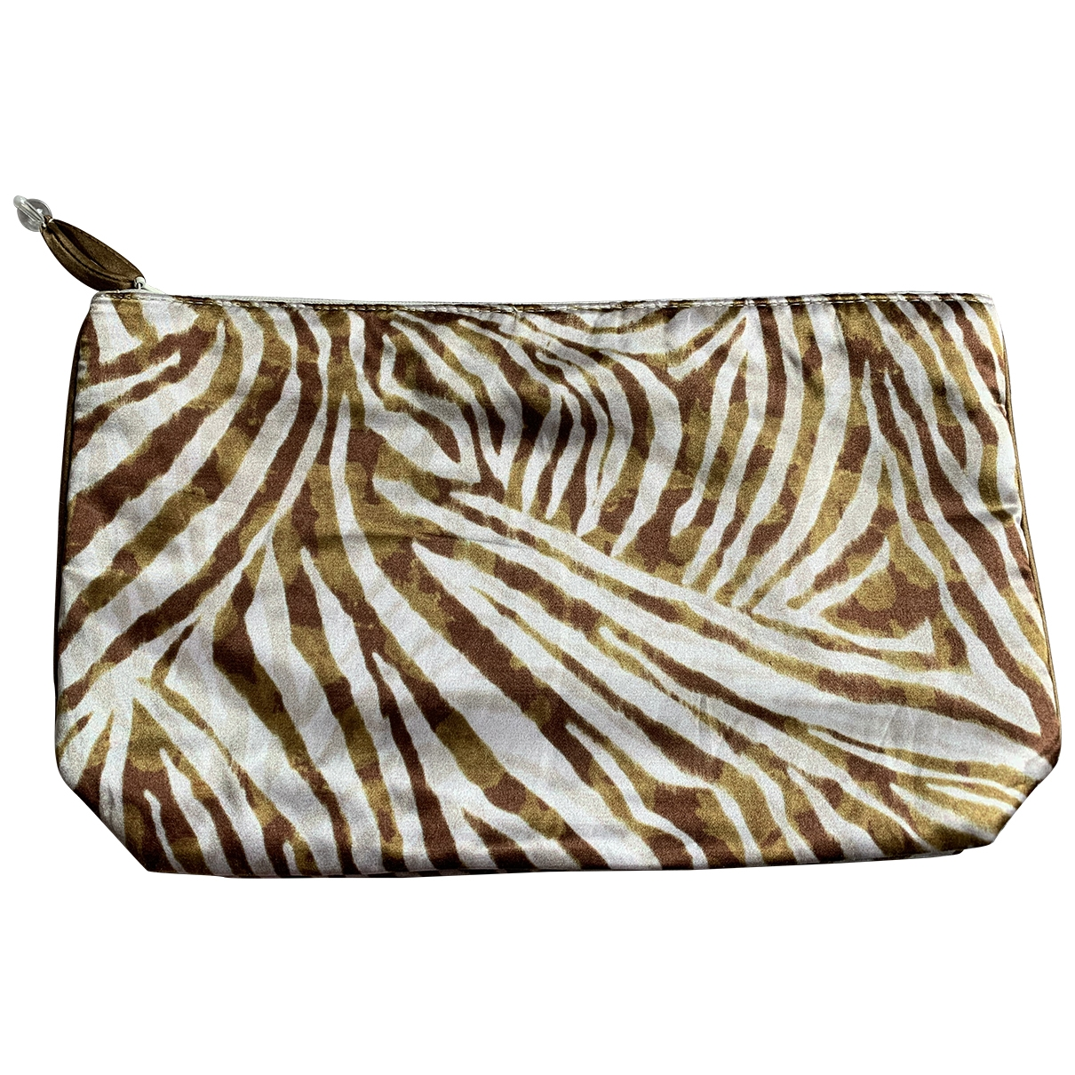 Zara \N Multicolour Silk Clutch bag for Women \N