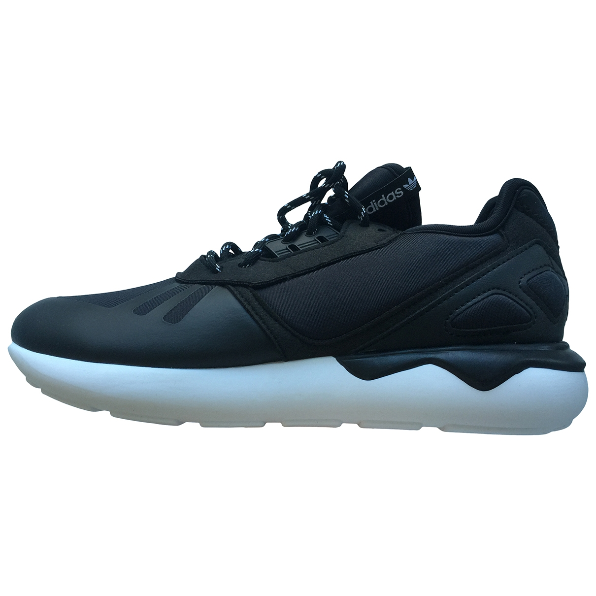 Adidas Tubular Black Trainers for Women 5 UK