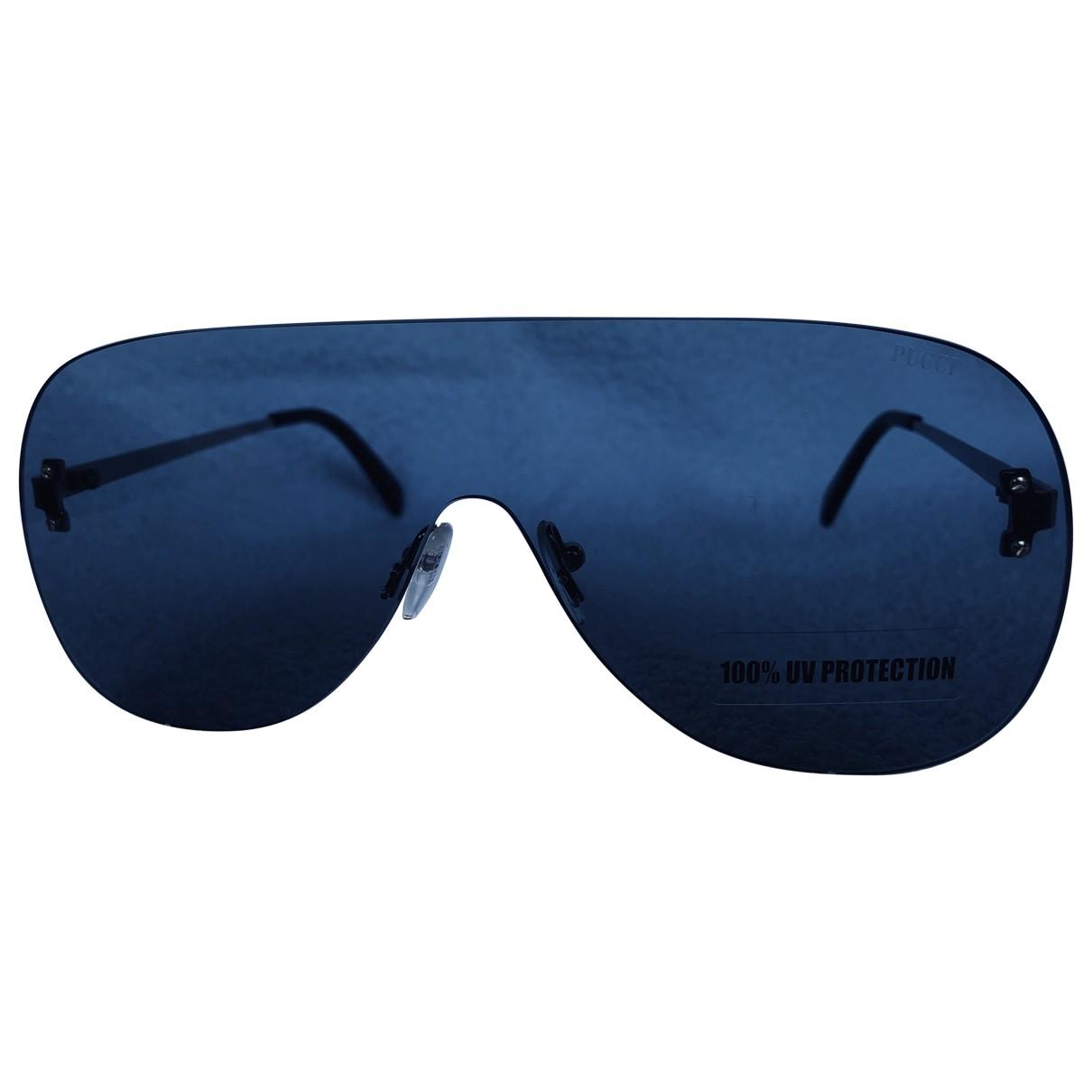 Emilio Pucci \N Blue Sunglasses for Women \N