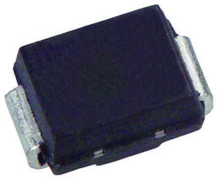 STMicroelectronics SMBJ8.5CA-TR, Bi-Directional TVS Diode, 600W, 2-Pin DO-214AA (25)