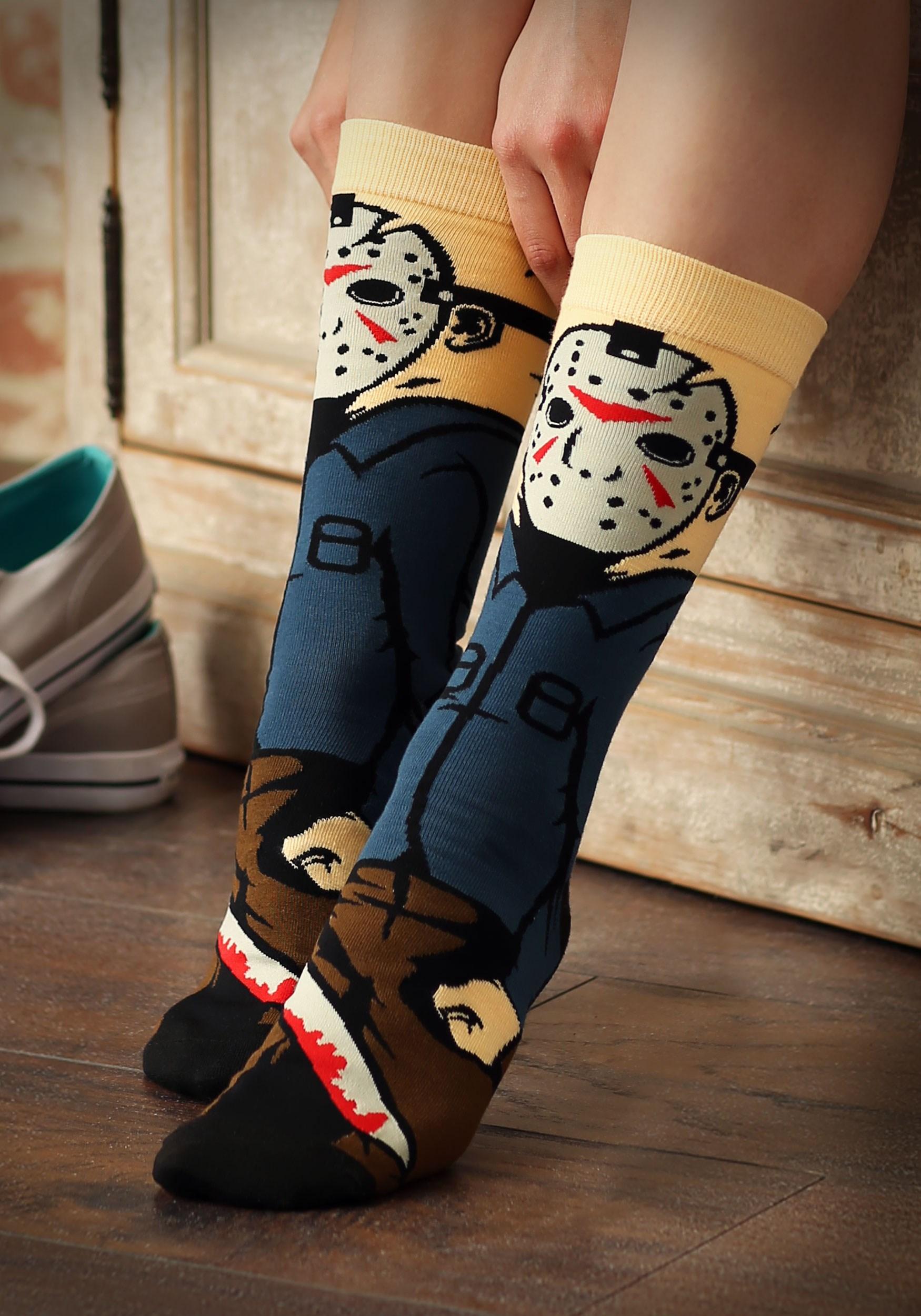 Classic Films Jason Character 360 Sock