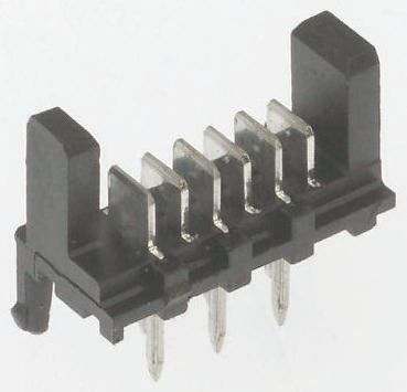 Molex 12-Way IDC Connector Plug for Surface Mount, 1-Row (5)