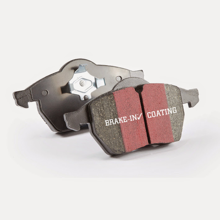 EBC Brakes UD1790 Ultimax OEM Plus REAR Disc Brake Pad Set FMSI D1790 Rear