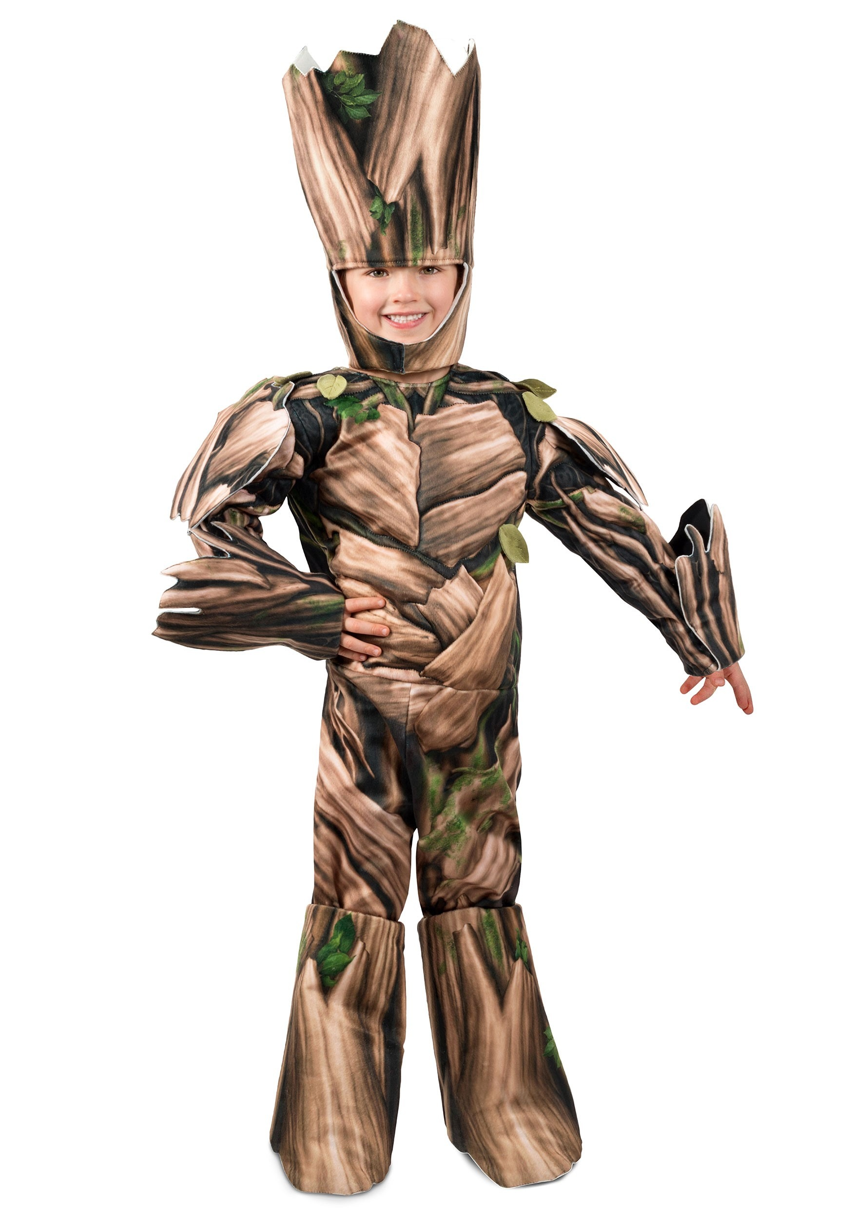 Boys Guardians of the Galaxy Groot Deluxe Costume