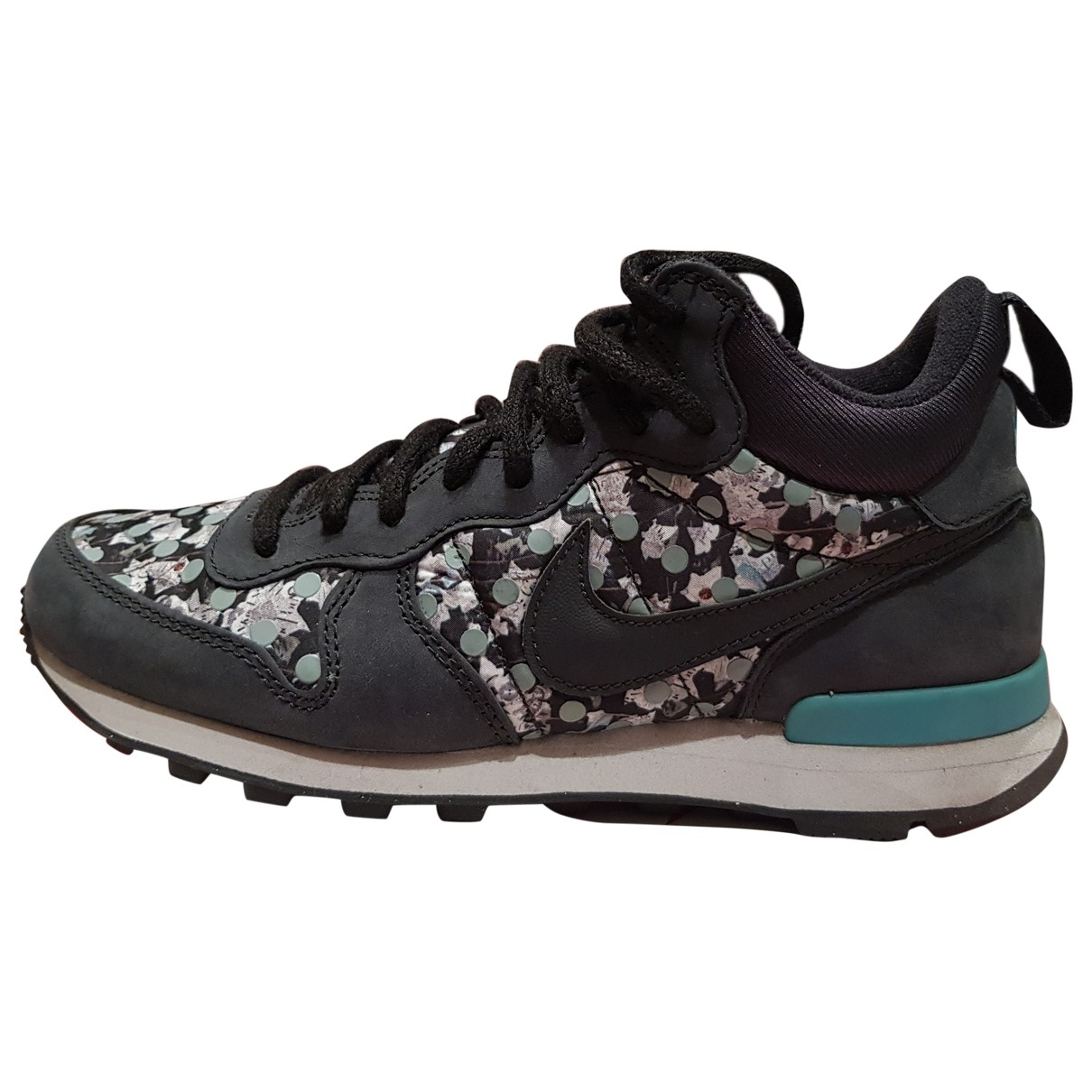 Nike Internationalist Multicolour Leather Trainers for Women 4 UK