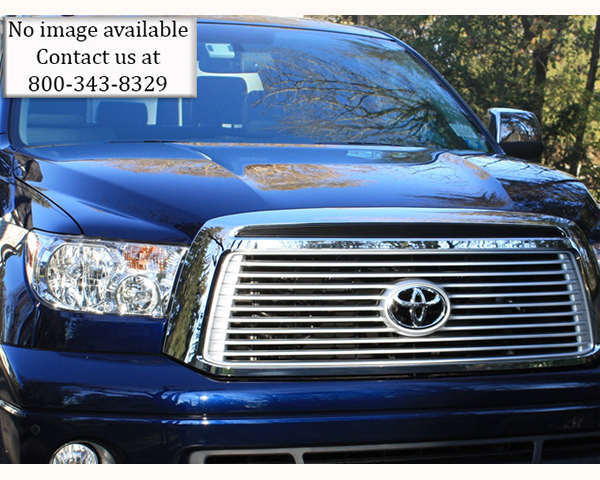 Quality Automotive Accessories Stainless Steel Grille Front Accent Trim Toyota Tundra 2007
