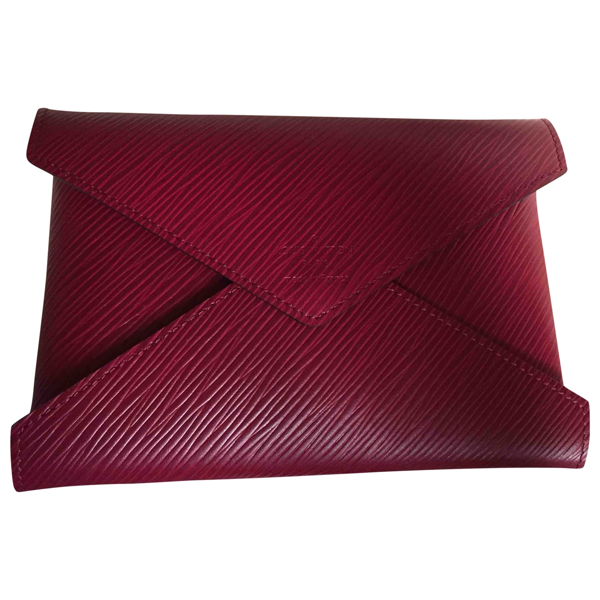 Louis Vuitton Kirigami Purple Leather Purses, wallet & cases for Women \N