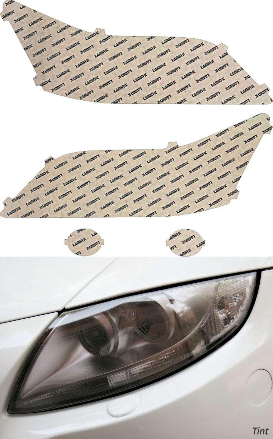 Lexus GS 13-15 Tint Headlight Covers Lamin-X L021T