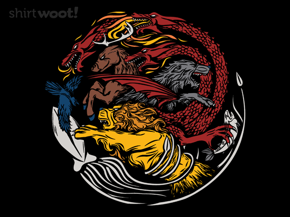 Animal Games T Shirt