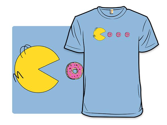 Pac Homer T Shirt