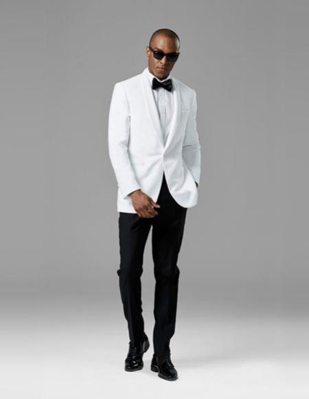 Mens white best Suit buy one get one suits free Suit