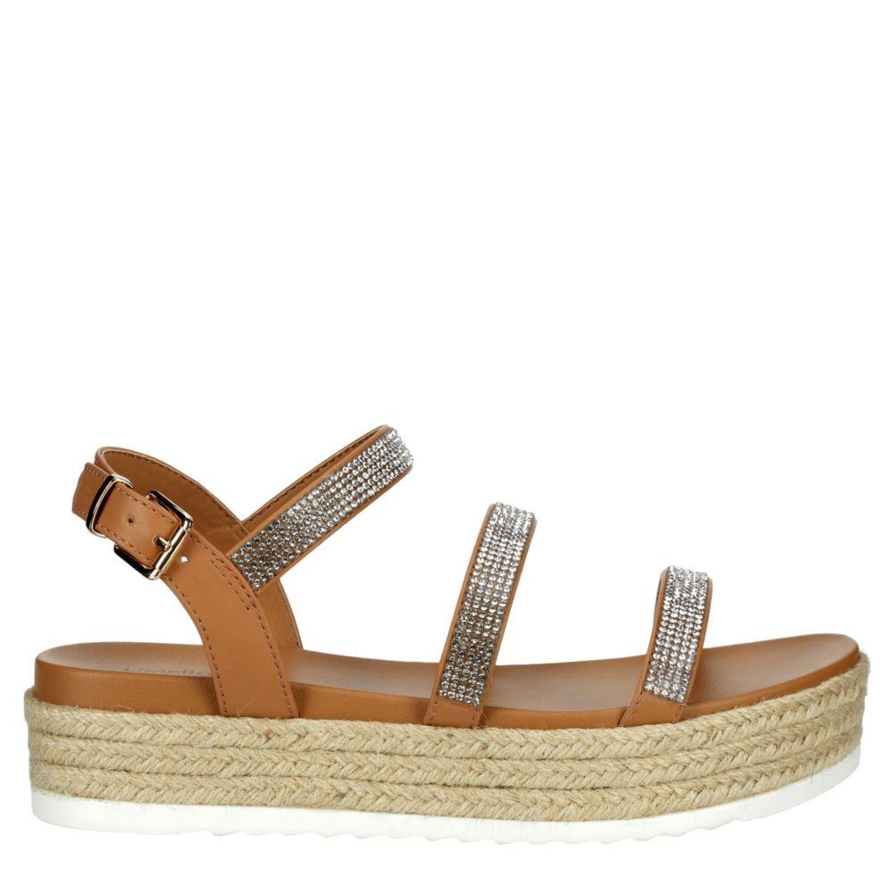 Limelight Womens Lana Espadrille Platform Sandal