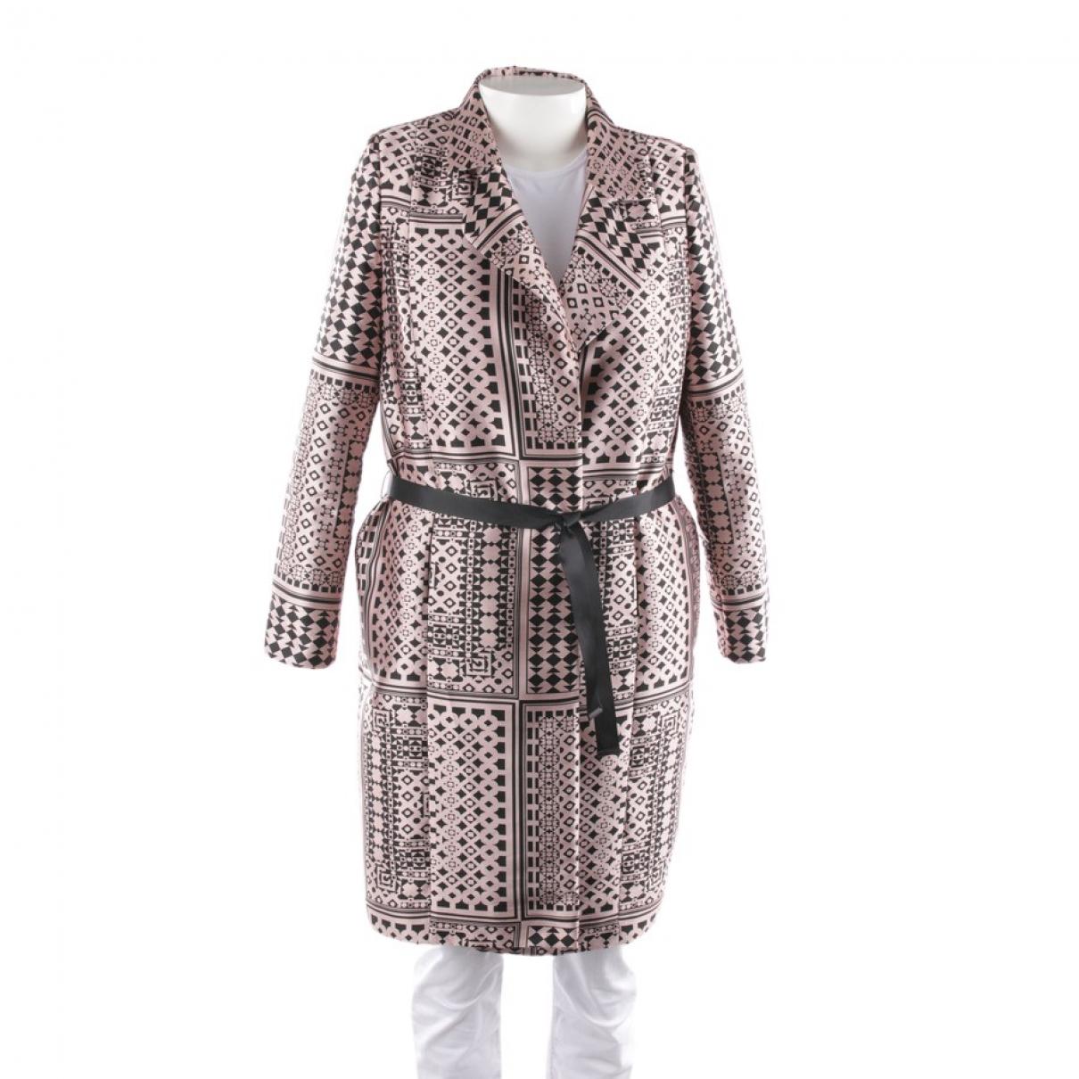 Autre Marque \N Pink Cotton jacket for Women L International