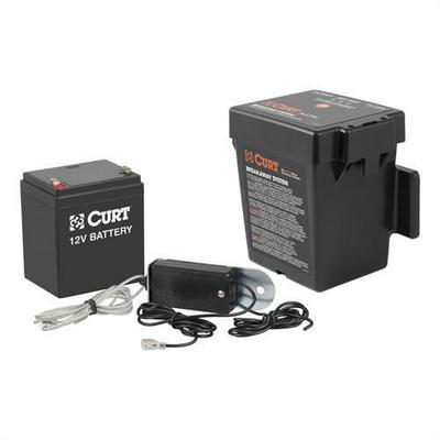 CURT Manufacturing Push-To-Test Breakaway System - 52044