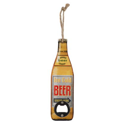 Cold Beer Bottle Opener