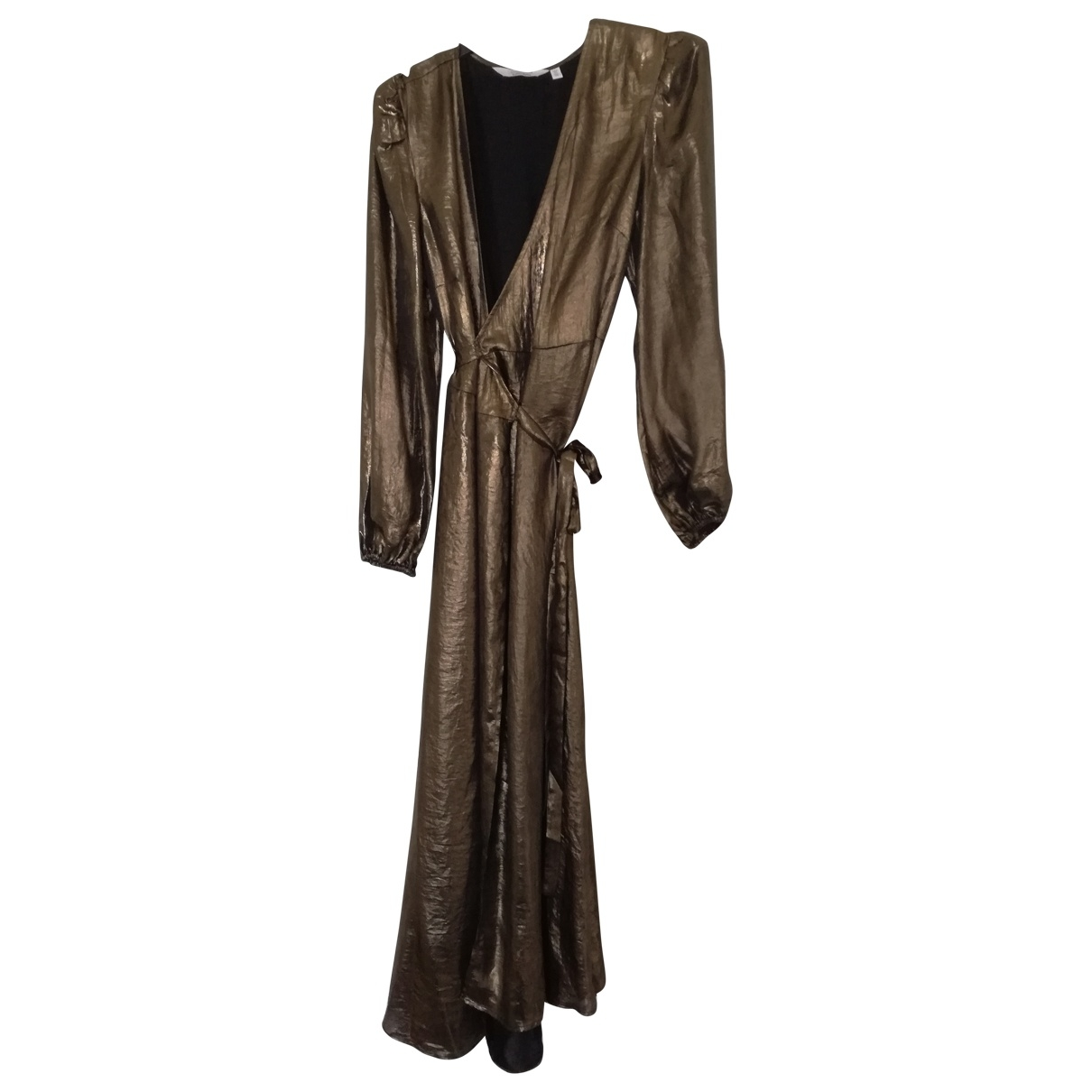 & Stories \N Gold dress for Women 8 US