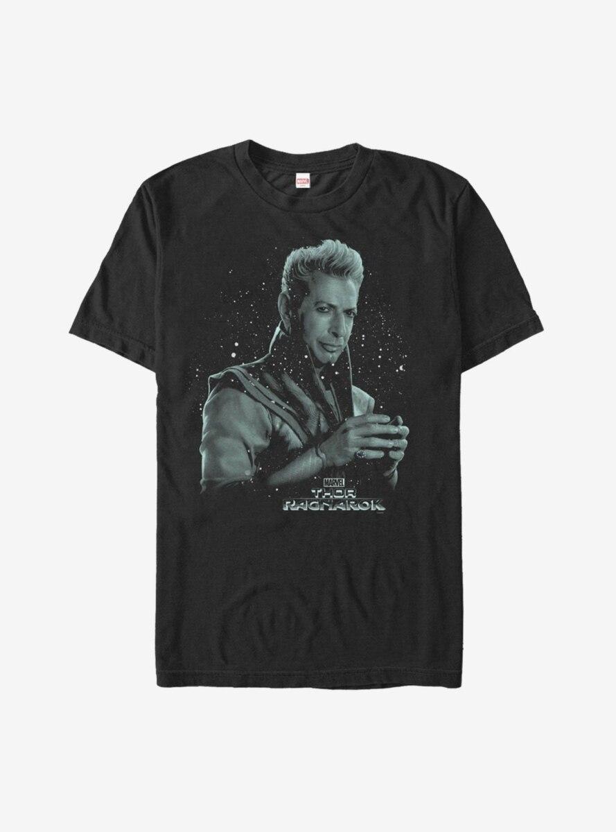 Marvel Thor: Ragnarok Grandmaster Star T-Shirt