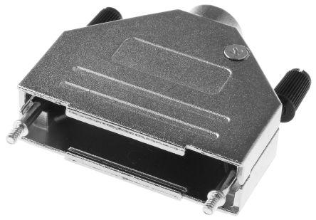 ASSMANN WSW Zinc D-sub Connector Backshell, 25 Way, Strain Relief