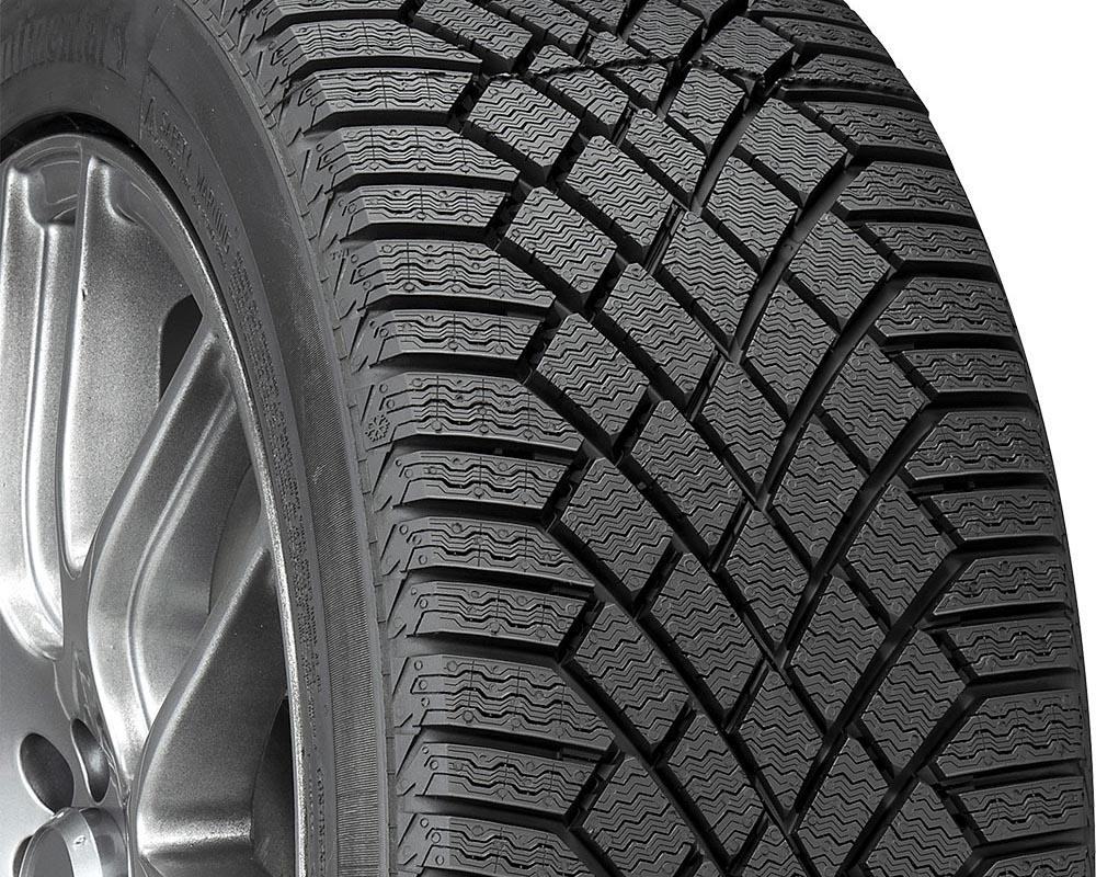 Continental 04400380000 VikingContact 7 Tire 235/55 R19 105T XL BSW