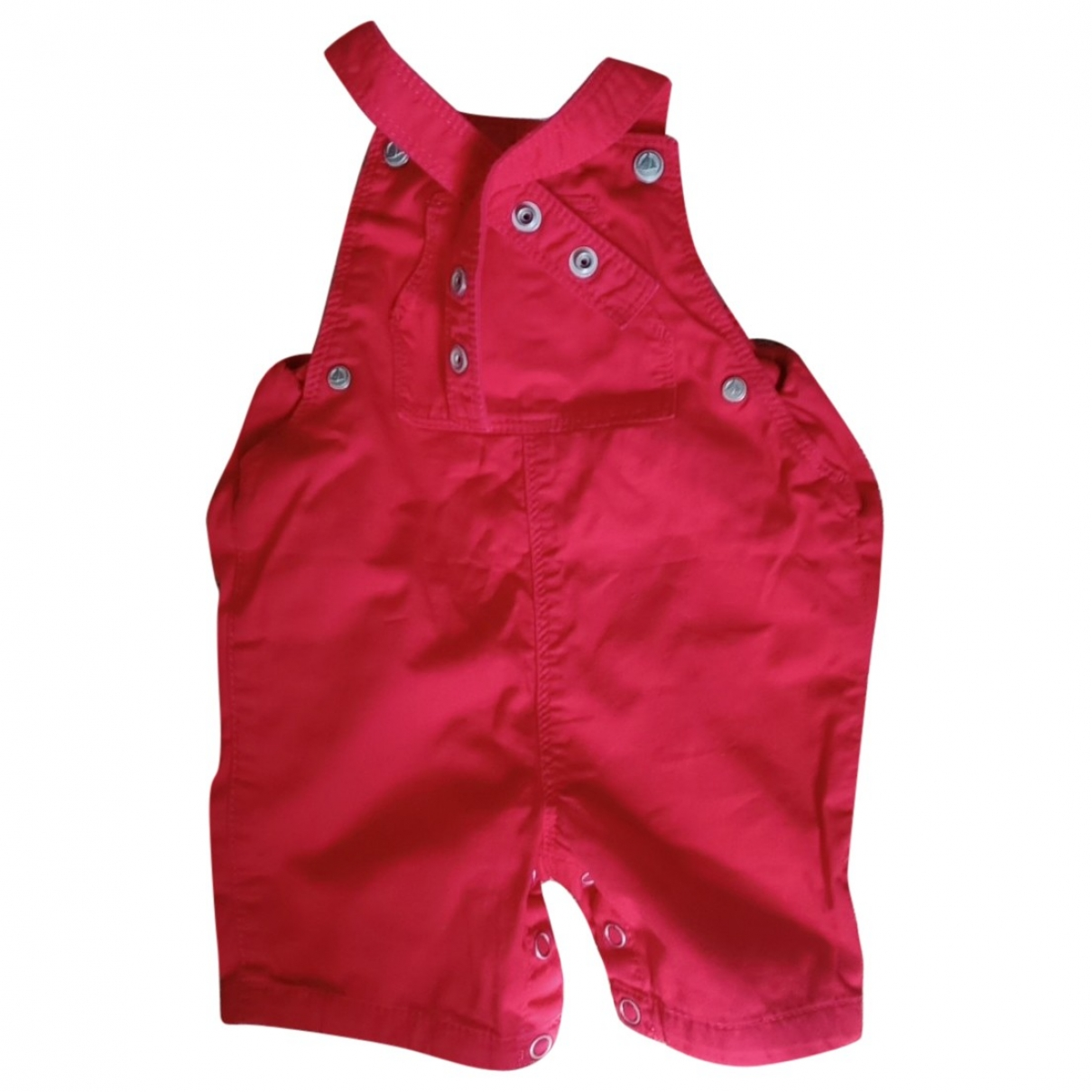 Petit Bateau \N Red Cotton Trousers for Kids 12 months - up to 74cm FR