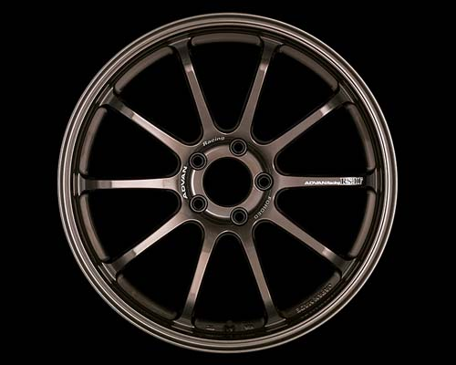 Advan RS-DF Wheel 19x8.5 5x100 38mm Racing Hyper Bronze