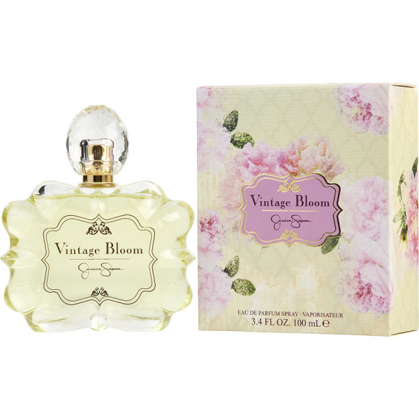 Jessica Simpson - Vintage Bloom : Eau de Parfum Spray 3.4 Oz / 100 ml