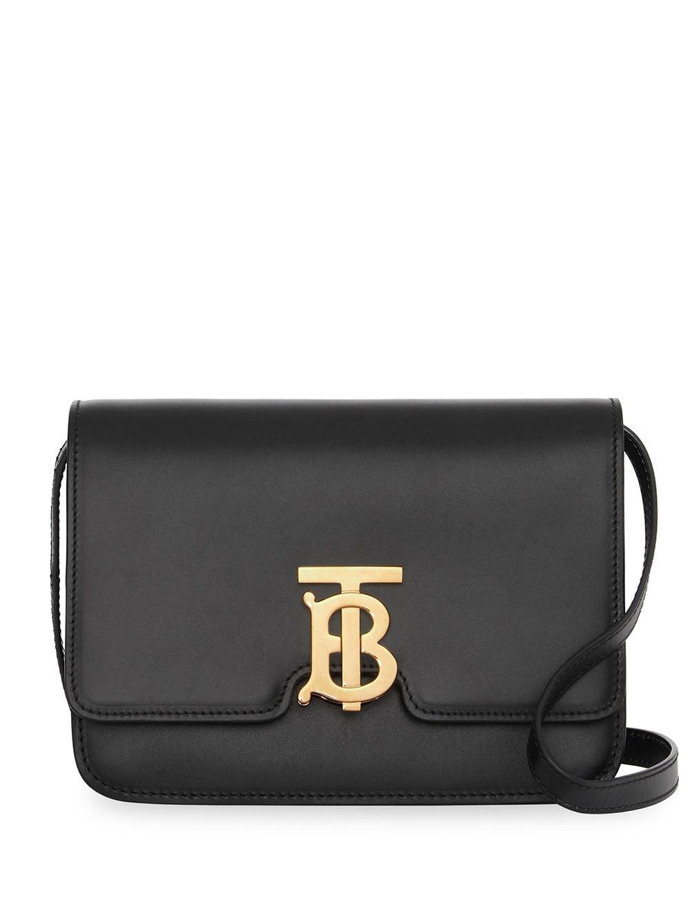 Lola Small Leather Crossbody Bag
