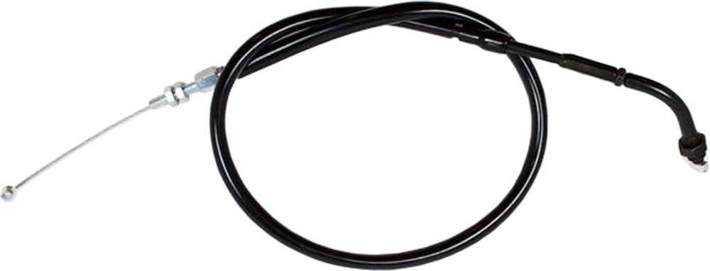 Motion Pro 02-0225 Black Vinyl Throttle Pull Cable 02-0225