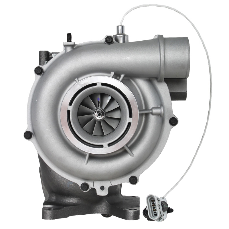 Chevrolet Express Van 6.6L - LBZ 2006-2007 OE Turbocharger Replacement Rotomaster A1370105N