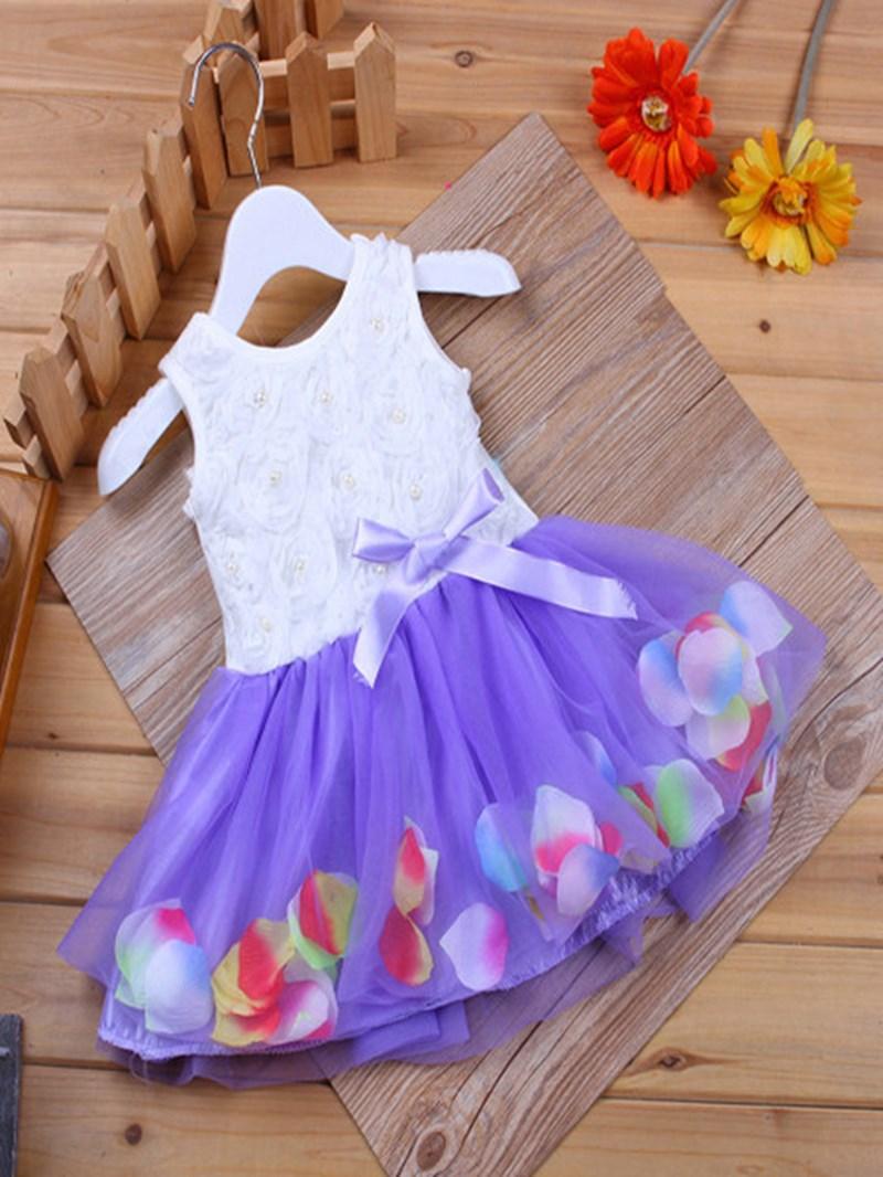 Ericdress Ball Gown Girls Dress