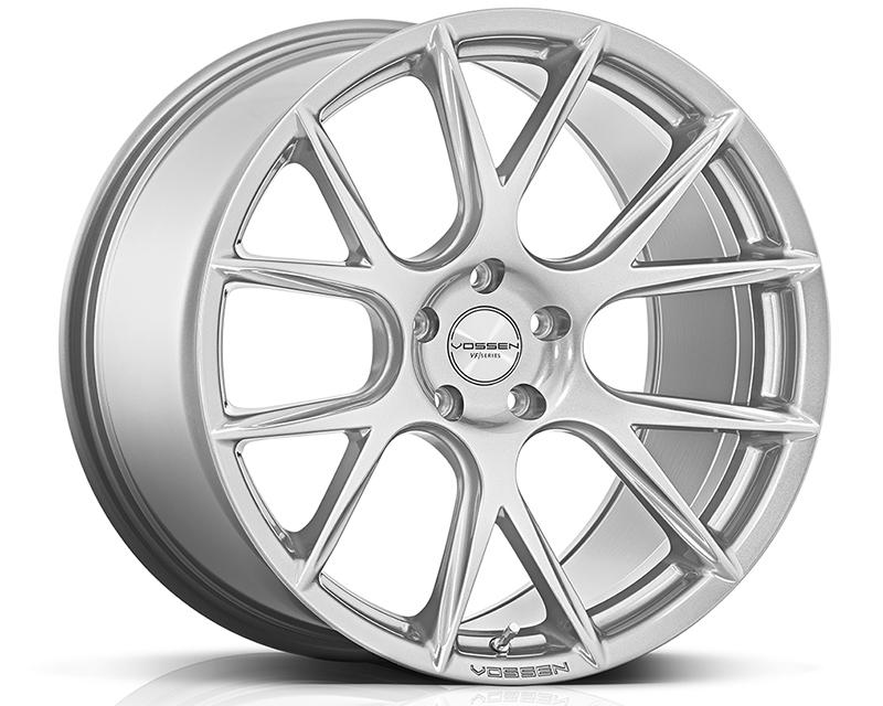 Vossen VFS6-0N01 VFS6 Gloss Silver Flow Formed Wheel 20x9 5x114.3 32mm