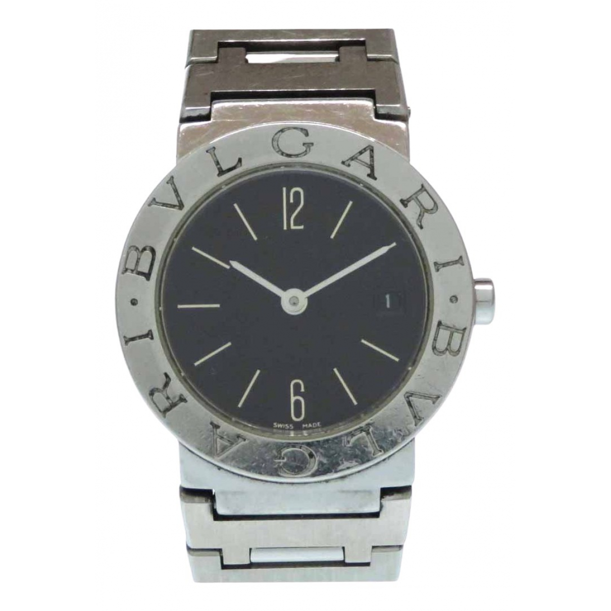 Bvlgari Bulgari Bulgari Black Steel watch for Women \N