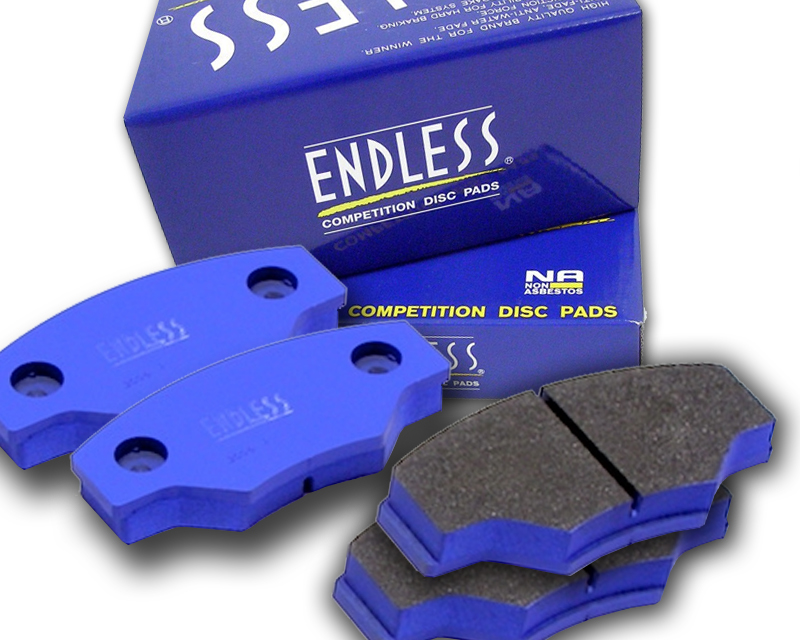 Endless EP 357 ME22 F Rear Brake Pad ME22/Rear Racing Compound Mitsubishi Lancer EVO 10 08-12