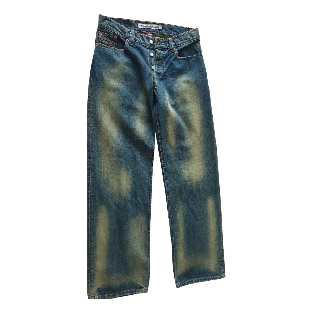 Diesel \N Cotton Jeans for Women 30 US