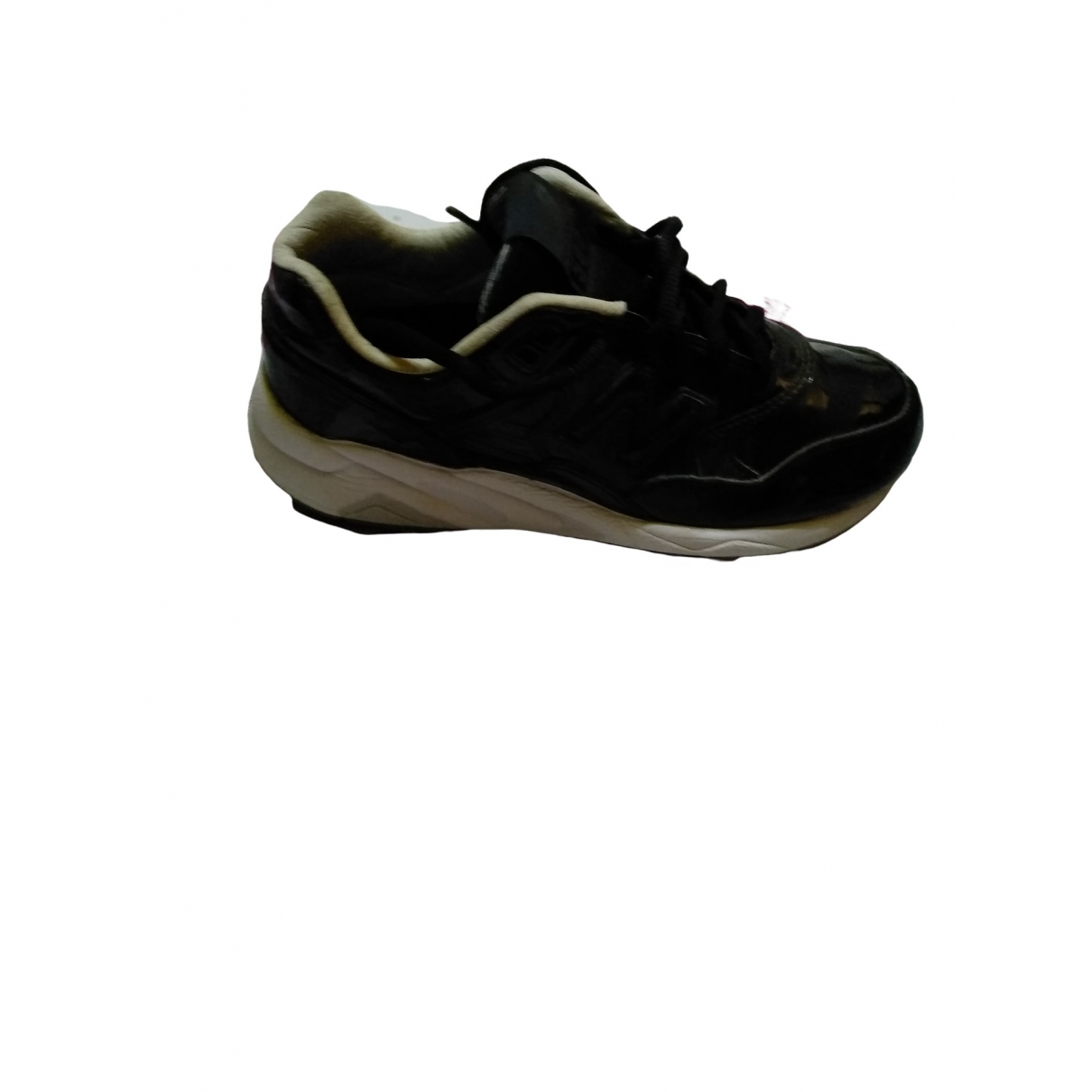 New Balance \N Black Patent leather Trainers for Women 39 EU