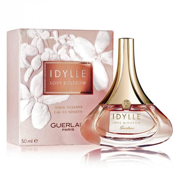 Guerlain - Idylle Love Blossom : Eau de Toilette Spray 1.7 Oz / 50 ml