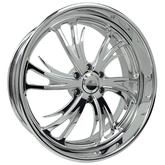 Billet Specialties DT67289Custom BLVD 67 Wheels 28x9