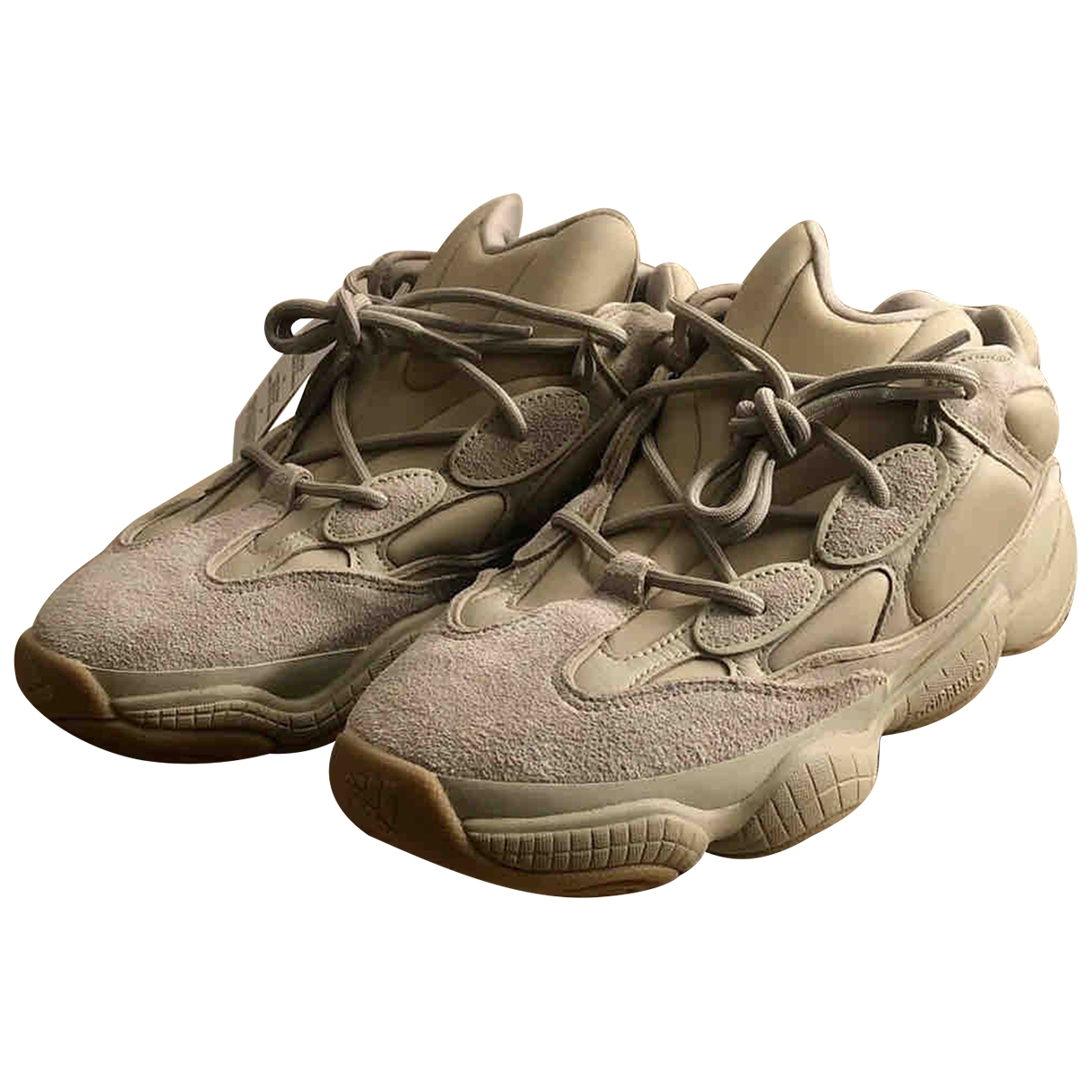 Yeezy X Adidas 500 Suede Trainers for Men 8 US