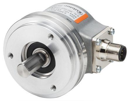 Kubler Incremental Encoder  8.5000.B157.2500 2500 ppr 12000rpm Solid 10 → 30 V dc