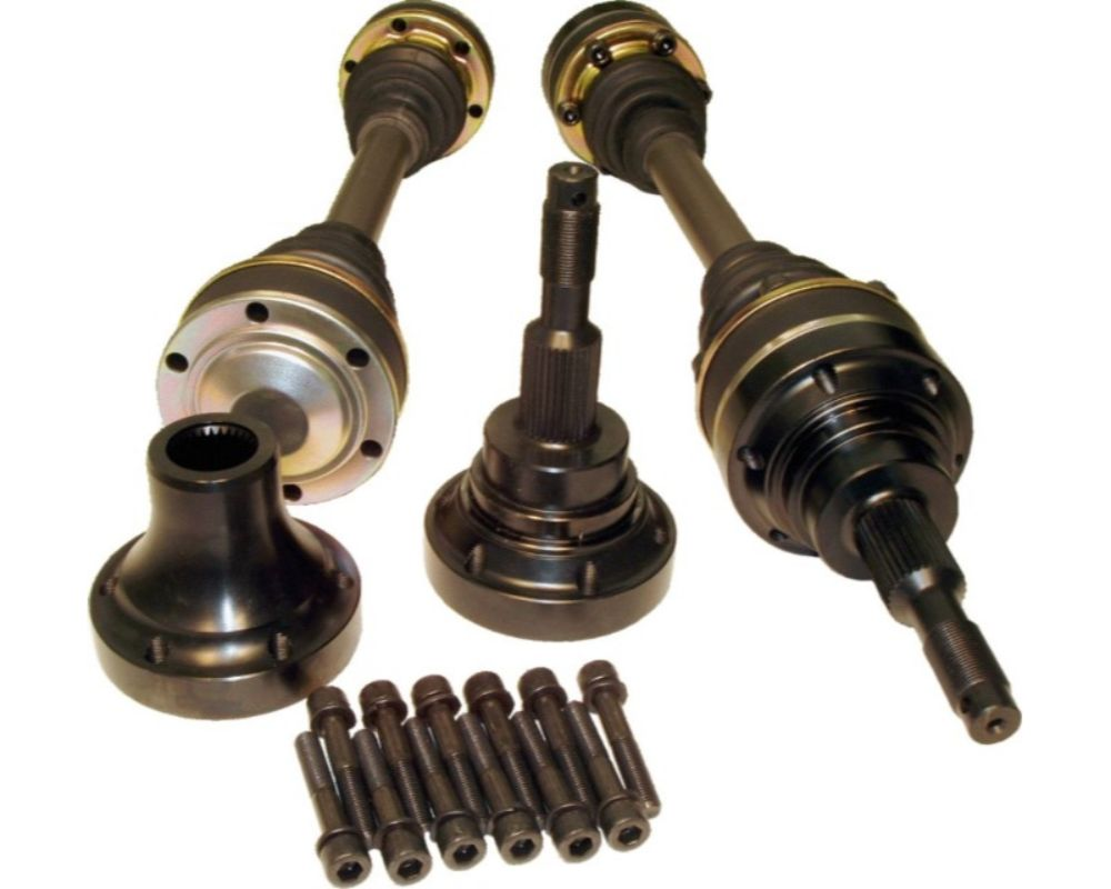 Driveshaft Shop RA7291X5-OS 1200HP Level 5 Axles For OS Giken Differential Dodge Viper 1996-2000
