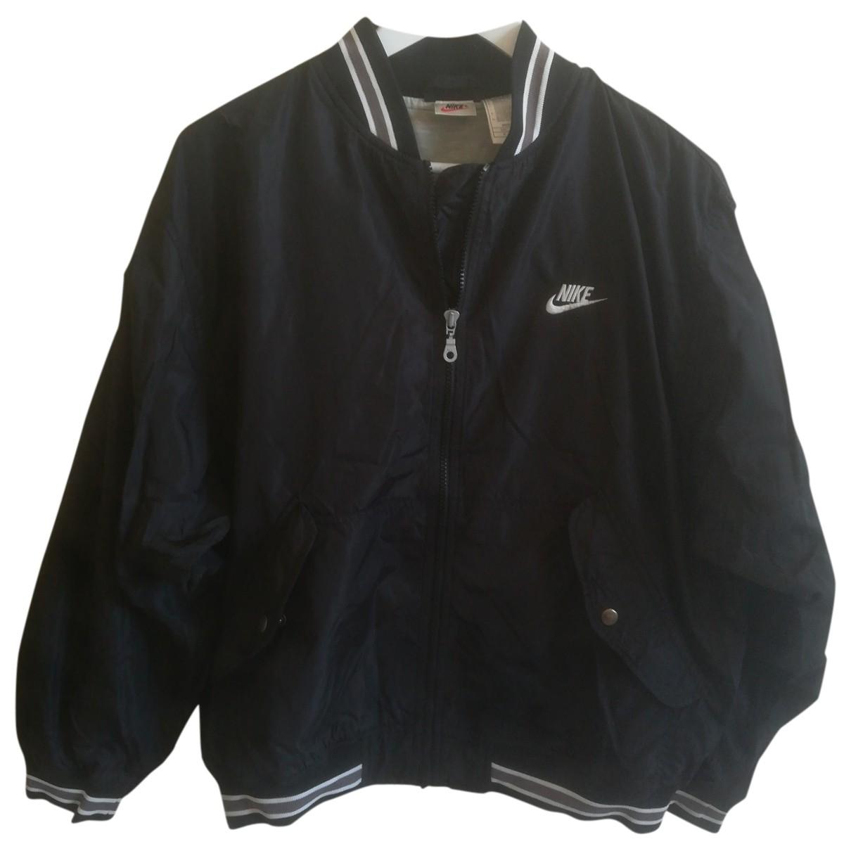 Nike \N Black Cotton jacket for Women M International