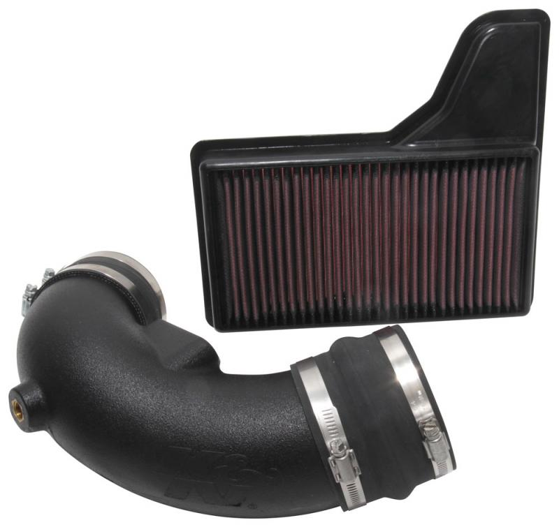 K&N 57-2605 Performance Air Intake System Ford 5.0L V8